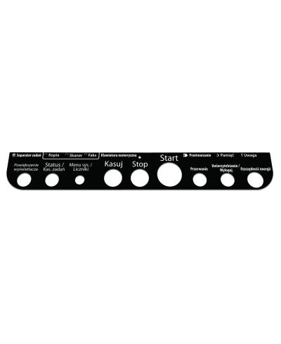 KYOCERA TaskAlfa 2552 Ci / 3011i / 3212i naklejka na panel